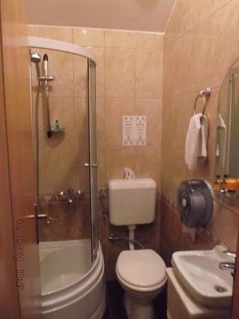 Casa United: toalette