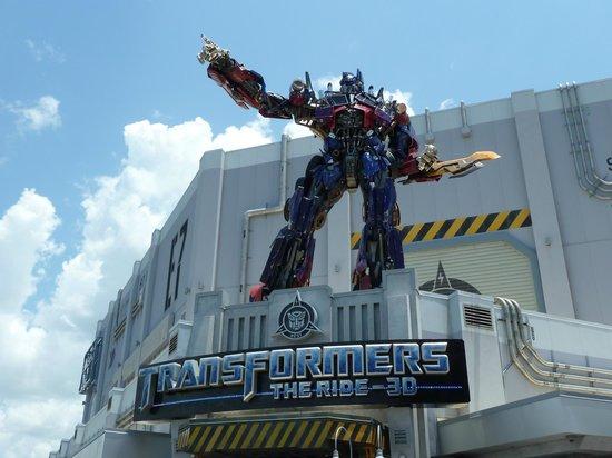 Universal Orlando Resort: Universal Studio