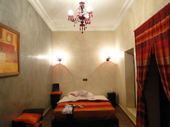 Riad L'Orchidee: quarto onde fiquei