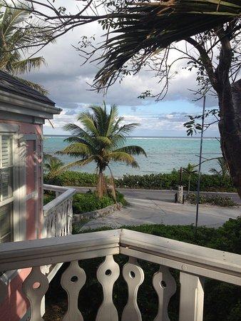 Orange Hill Beach Inn: View from cottage 2