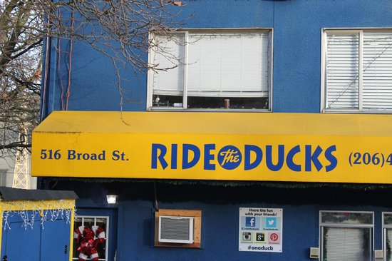Ride the Ducks of Seattle : Ride the Ducks