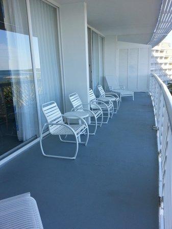 Grand Lucayan, Bahamas : Balcony