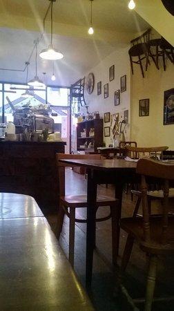 Cafe Picture Of Chairs Coffee London Tripadvisor