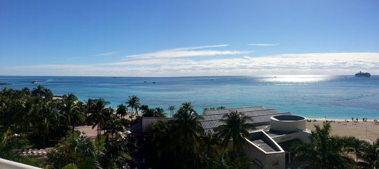 Grand Lucayan, Bahamas : Balcony View