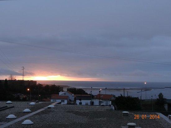 Novotel Porto Gaia : mesmo com frio
