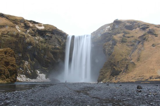 Iceland Horizon: Waterfall