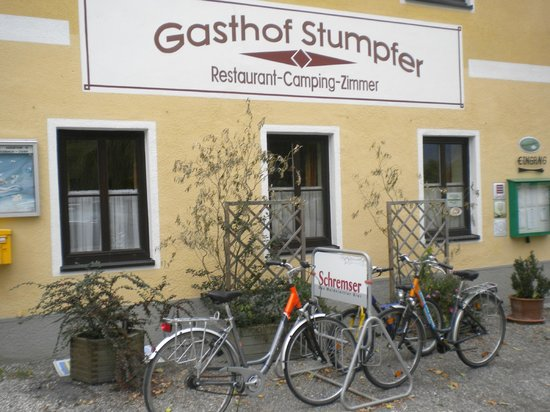 Gasthof Camping Stumpfer