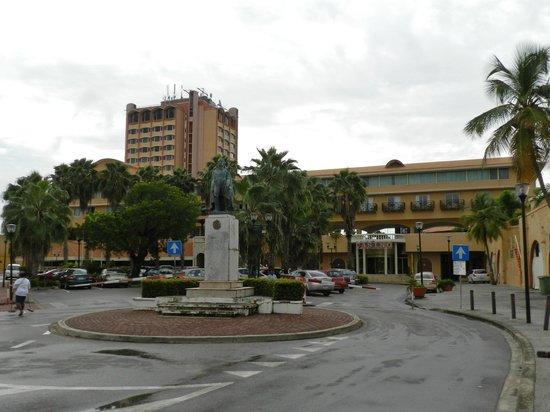 Plaza Hotel Curacao: Punda - Hotel Plaza