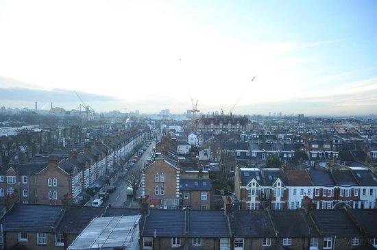 Ibis London Earls Court : Veduta dalla camera al 7° piano