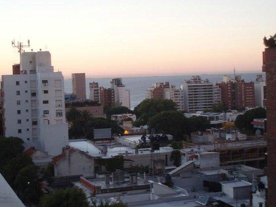 Tryp Montevideo Hotel: Vista del Río