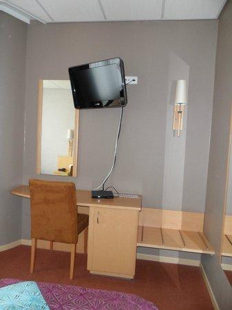 Hotel Cajou: La chambre