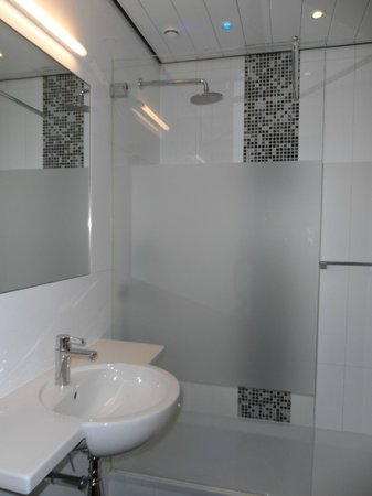 Hotel Cajou: La salle de bain