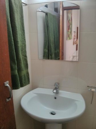 Madugalle Friendly Family Guest House: Toilet