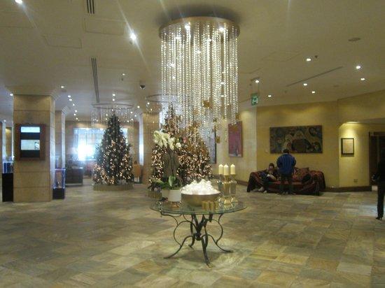 InterContinental Amman : Lobby