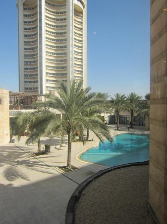 InterContinental Amman : Outdoor Pool
