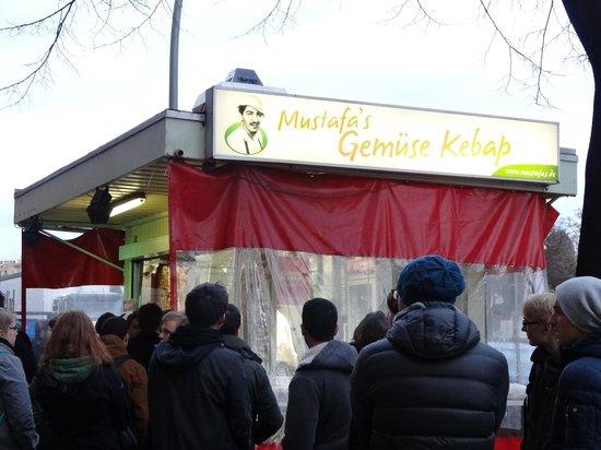 Mustafa's Gemüse Kebab: Best Kebab ever!