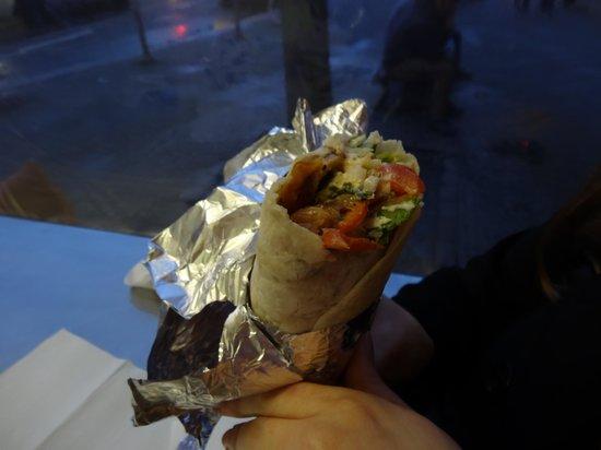 Mustafa's Gemüse Kebab: Veggie