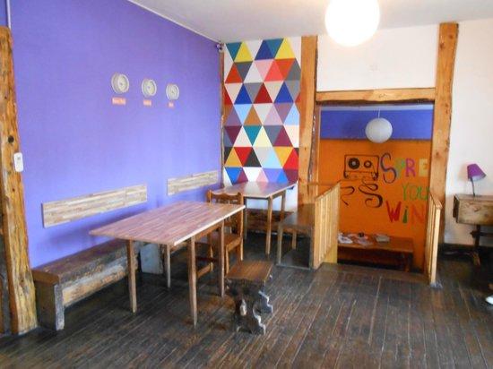 Hopa Home Patagonia Hostel: Amplio