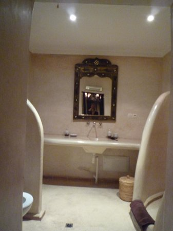 Riad Dar El Masa: salle de bain