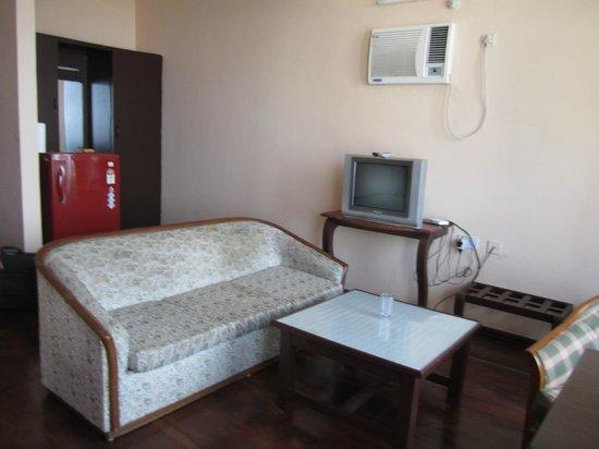 Beach Hotel Neelakanta: De-luxe room?