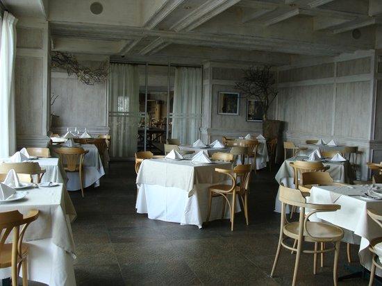 Hotel Costaustralis : restaurante do hotel