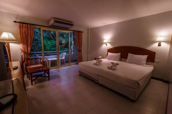 Aonang Smile Hotel: Normel double room