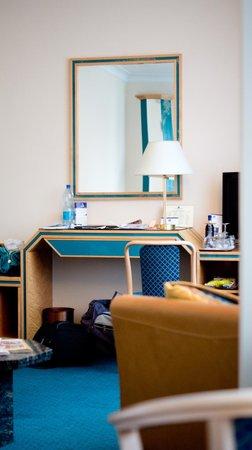 BEST WESTERN Hotel Royal Centre: Рабочий стол