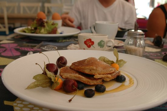 Fazenda Bazars: Pancakes