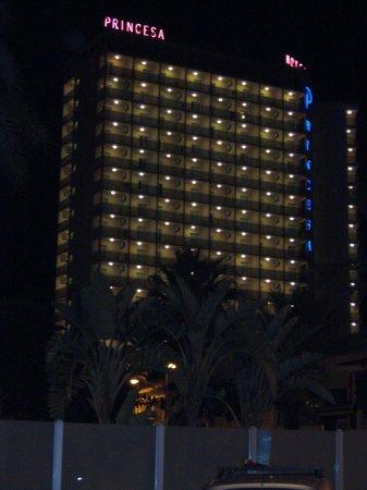 Hotel RH Princesa & Spa: the hotel