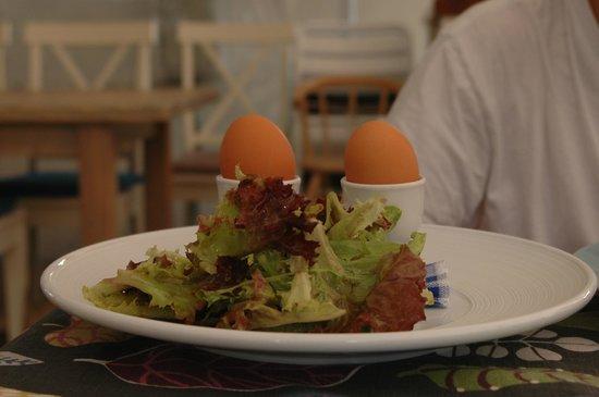 Fazenda Bazars: russian eggs