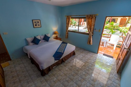 Andaman Resort: Sleepingroom