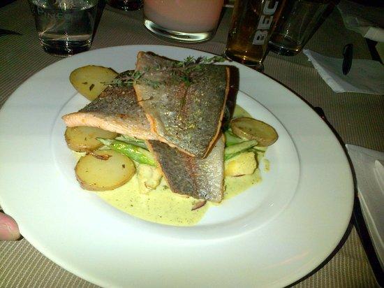 Pier 51 : Le saumon est excellent