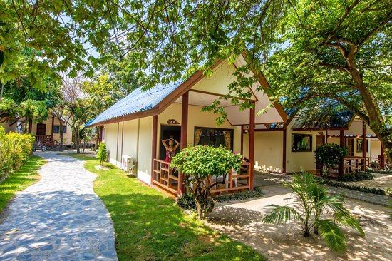 Andaman Resort : Bungelow