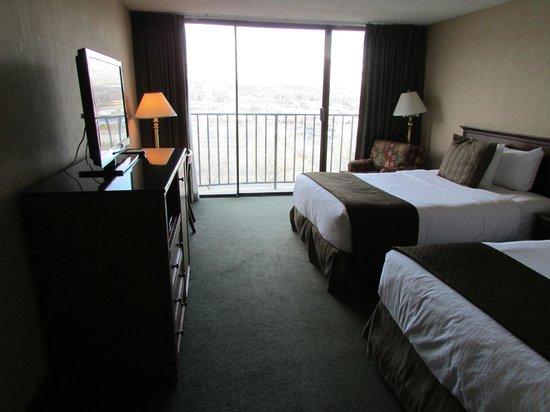 Hotel RL By Red Lion Salt Lake City: room #1146
