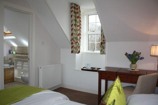 Baldiesburn Bed & Breakfast: Bruce Room designed with your comfort in mind