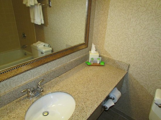 Hotel RL By Red Lion Salt Lake City: bathroom #1146