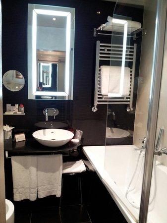 Antares Hotel Rubens: bagno fantastico!