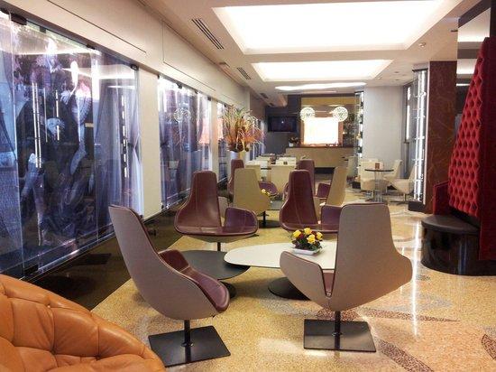 Antares Hotel Rubens: bar reception