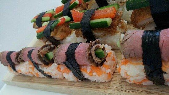 Bento: Beef Tataki
