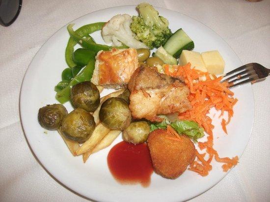 Sunshine Corfu Hotel & Spa : Restauran - Food
