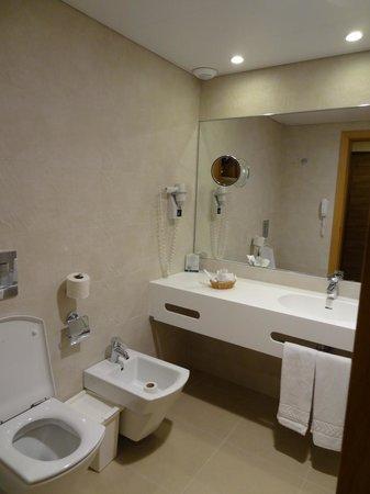 Cinquentenario Hotel: espelho