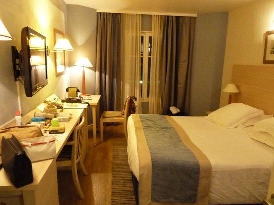 Beach Hotel : Chambre
