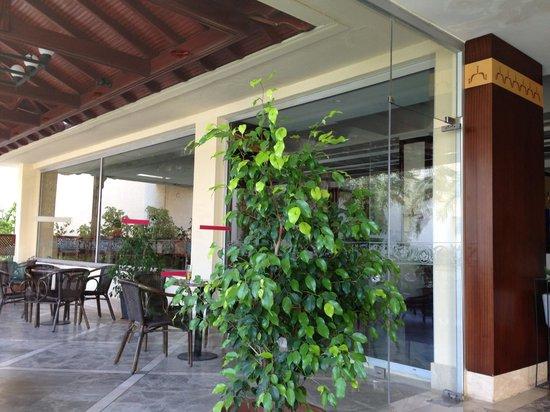 Marmaris Resort Deluxe Hotel: Bar in the main hotel