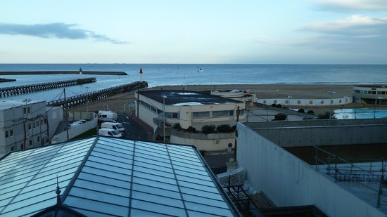 Soleil Vacances Beach Hotel: Chambre vue sur mer