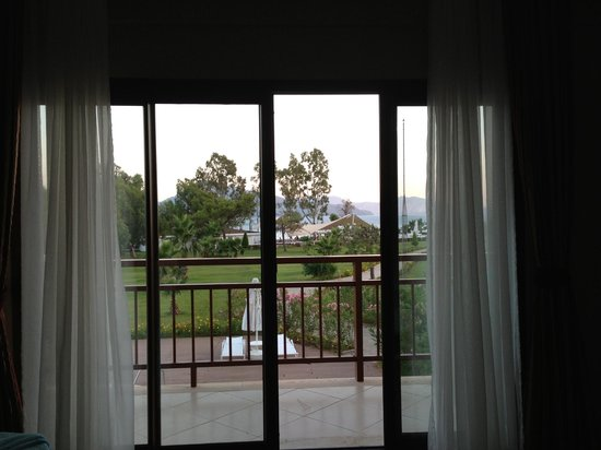 Marmaris Resort Deluxe Hotel: Room view
