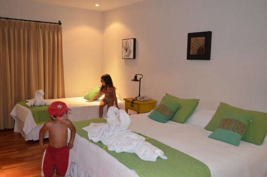 Rio Arriba Hotel & Apartments: LA HABITACION