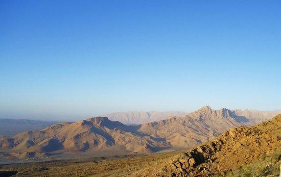 The View: Blick von der Terasse
