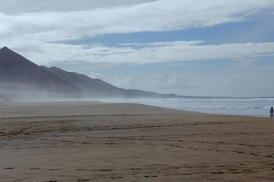 Playa de Cofete: Plage2