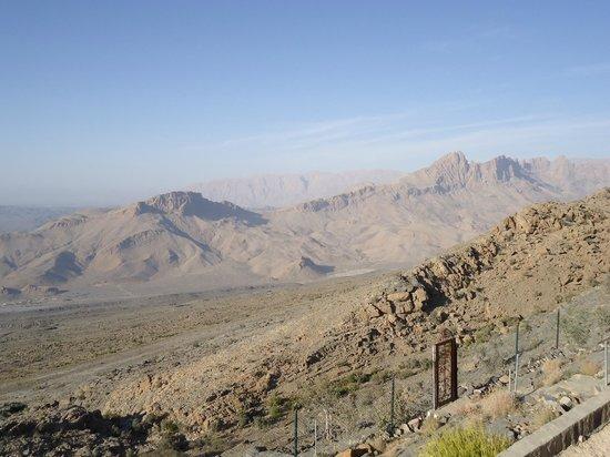 The View: Blick von der Terrase