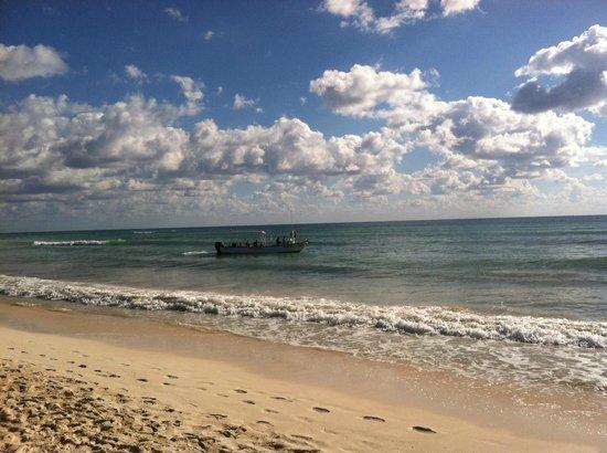 Vida Aquatica Dive Center: getting on the boat